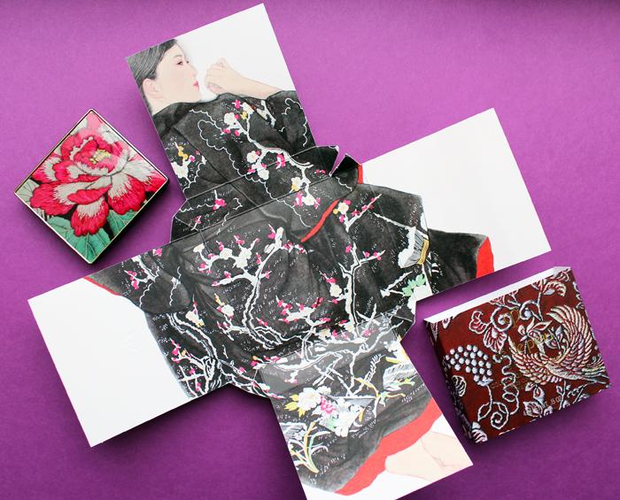 Clé de Peau Kimono Dream eyeshadow