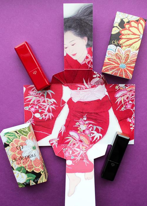 Clé de Peau Kimono Dream lipsticks