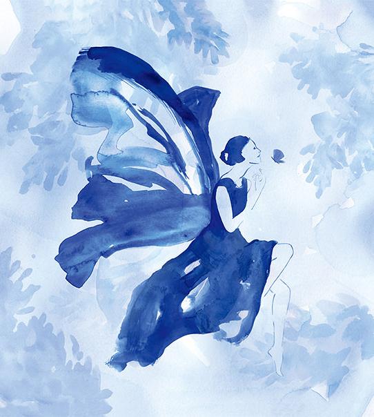 Cosme Decorte Marcel Wanders Romantic Butterfly compact