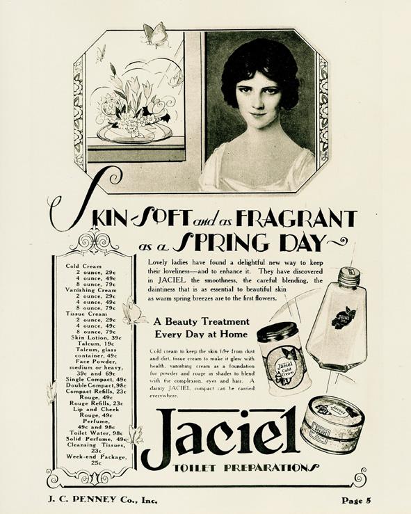 Jaciel ad, 1928