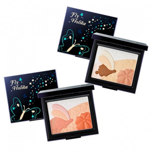 Holika Holika Fly blushes