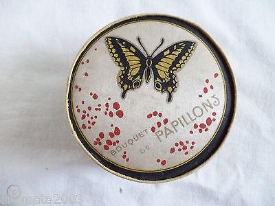 """Lubin """"Butterfly Bouquet"""" face powder, ca. 1920s"""