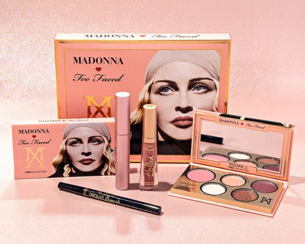 Madonna by Too-Faced