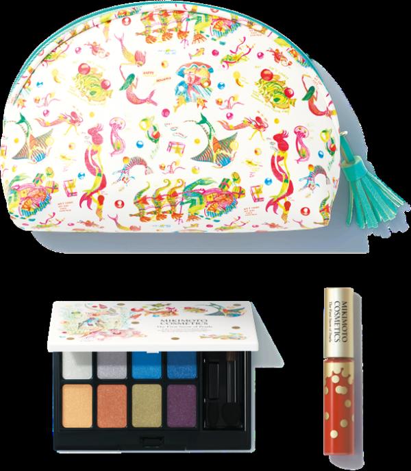 Mikimoto holiday 2019 makeup