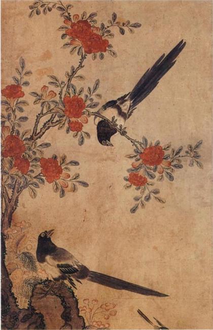 Hwajodo painting