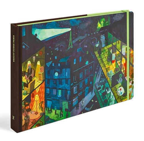 Brecht Evens, book for Louis Vuitton