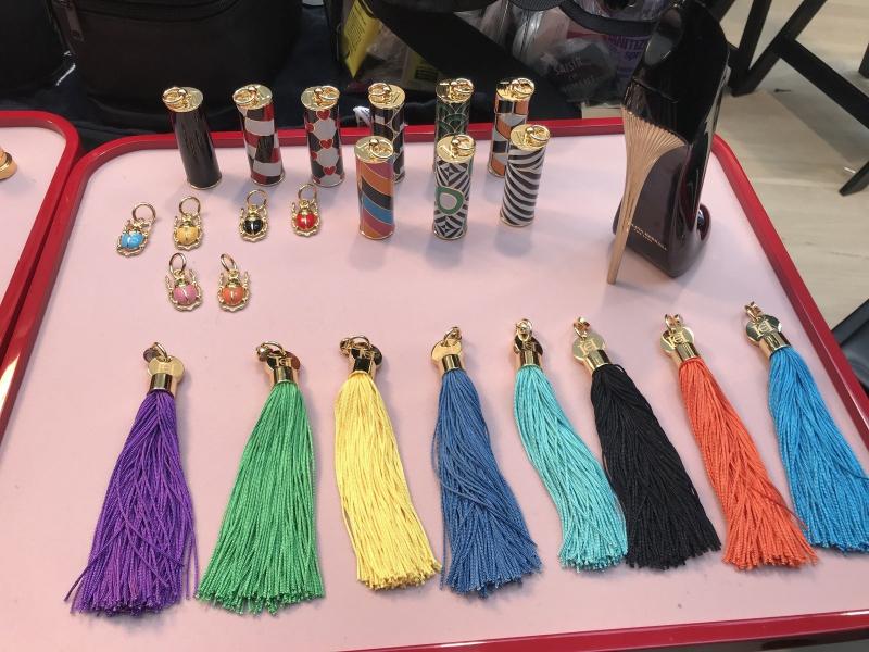 Carolina Herrera makeup line