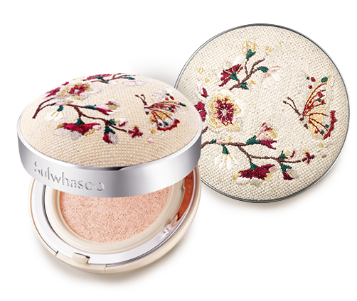 Sulwhasoo brightening cushion spring 2020