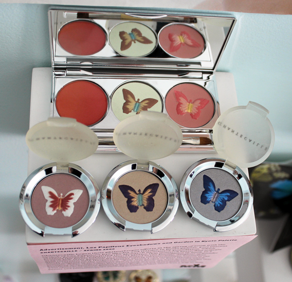 Chantecaille Les Papillons and Garden in Kyoto palette