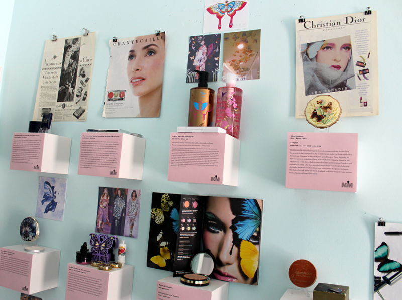 Makeup Museum spring 2020 exhibition