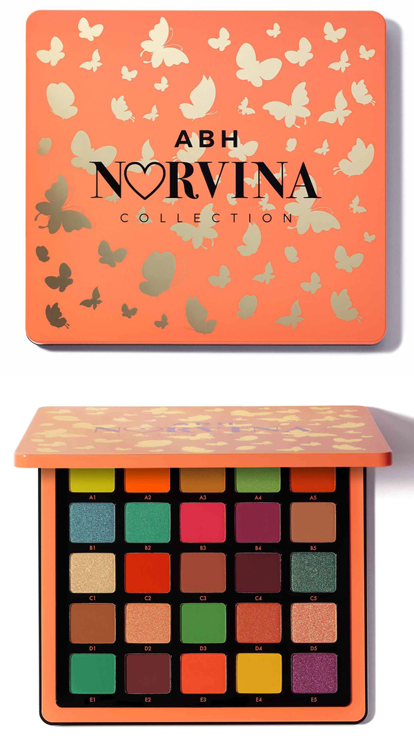 ABH Norvina 3 palette