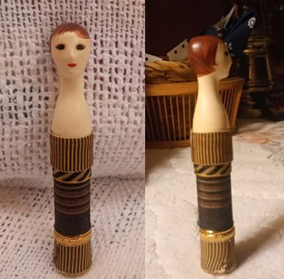 Revlon Couturine lipstick