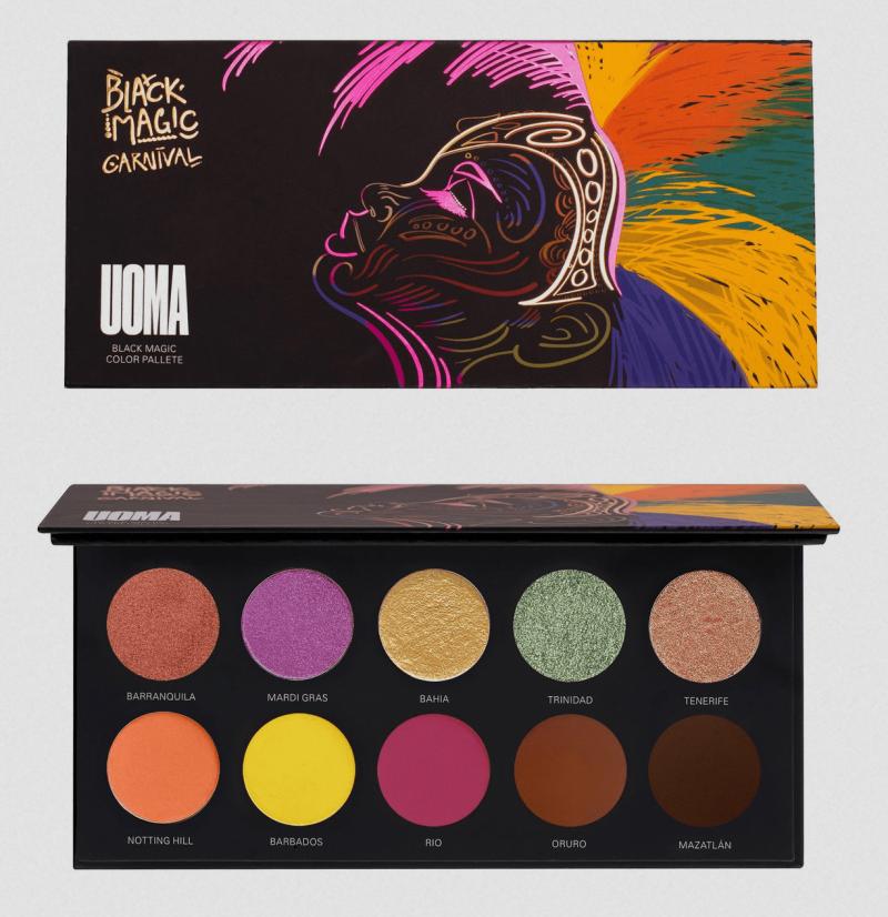 Uoma Beauty Carnival palette