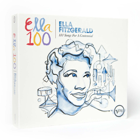 Yoon Hyup - Ella Fitzgerald 100th birthday box set
