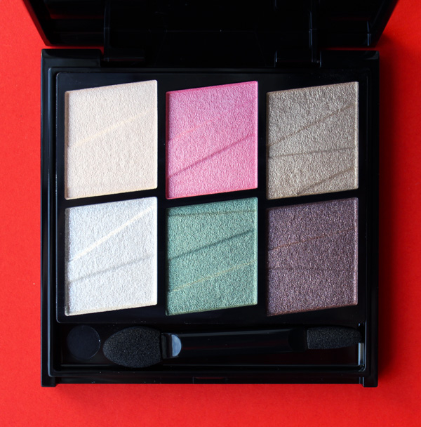 Kate Neo-folklore collection - EX 102 palette