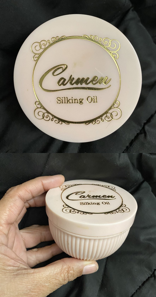 Carmen Cosmetics Silking Oil