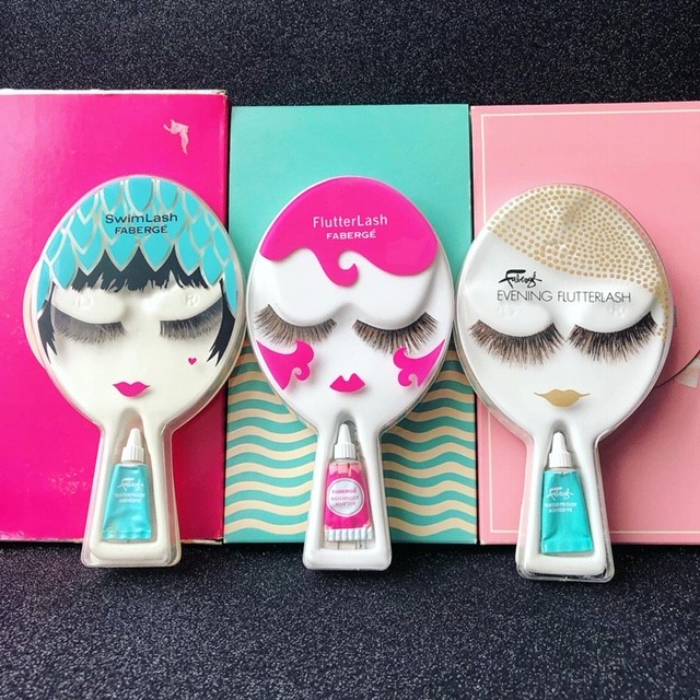 Makeup Museum collection - Faberge lashes