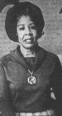 Carmen Murphy in 1969