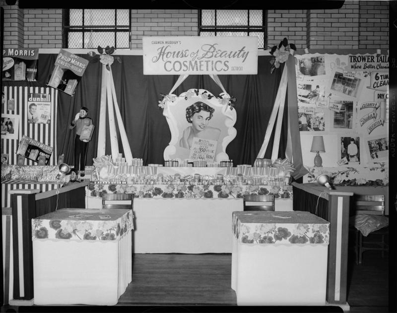 Carmen Murphy - House of Beauty Cosmetics, 1953