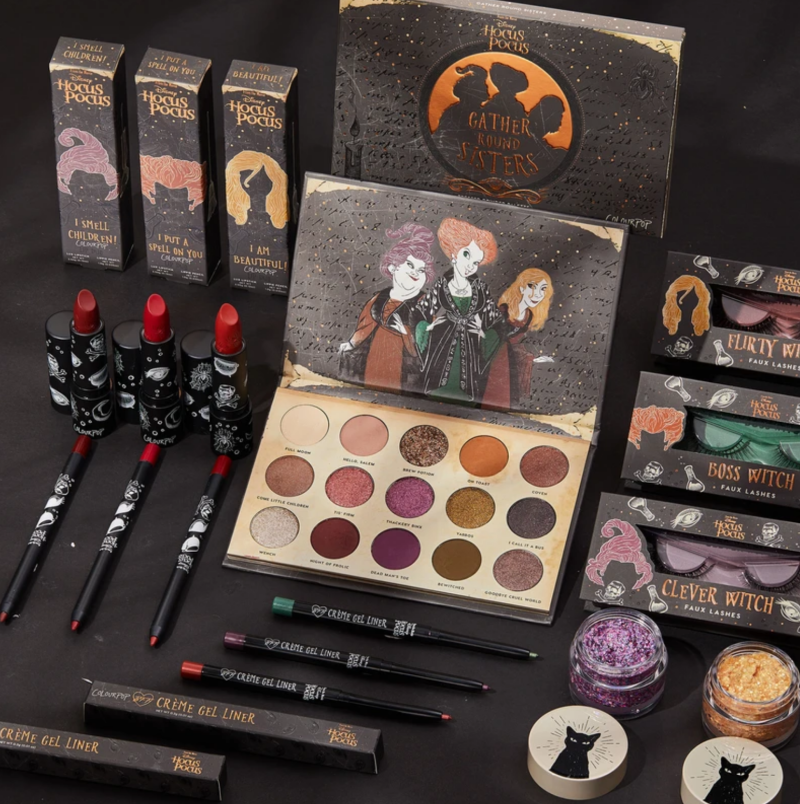 Coloupop Hocus Pocus collection