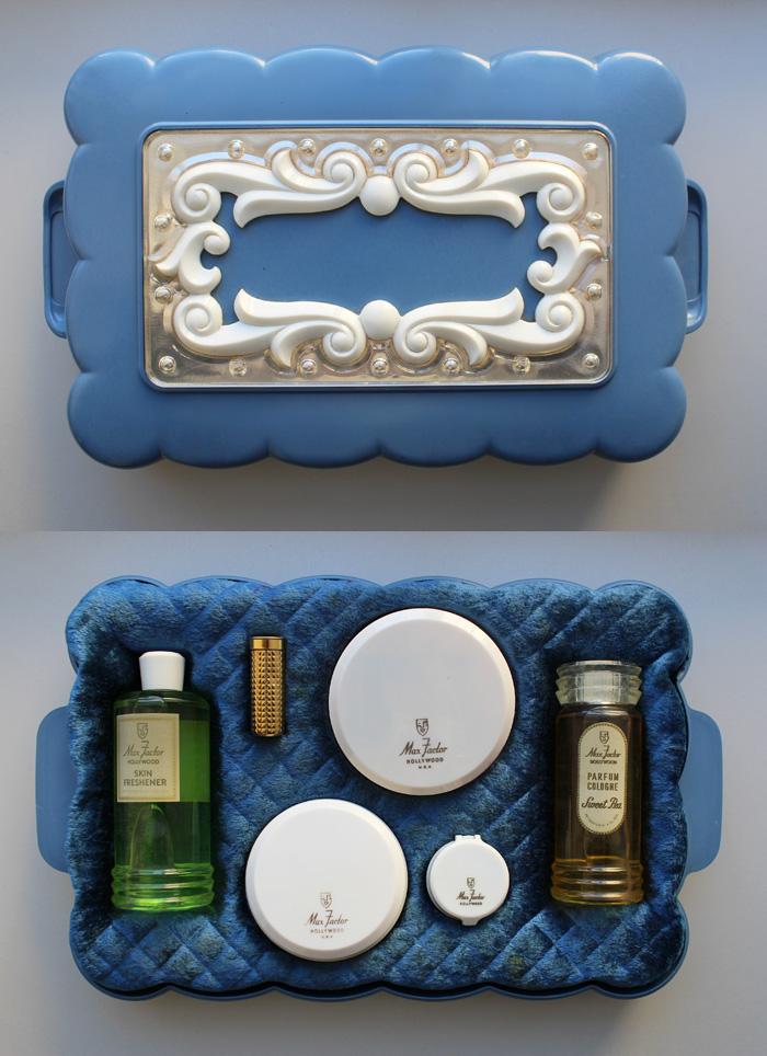 Vintage Max Factor gift set