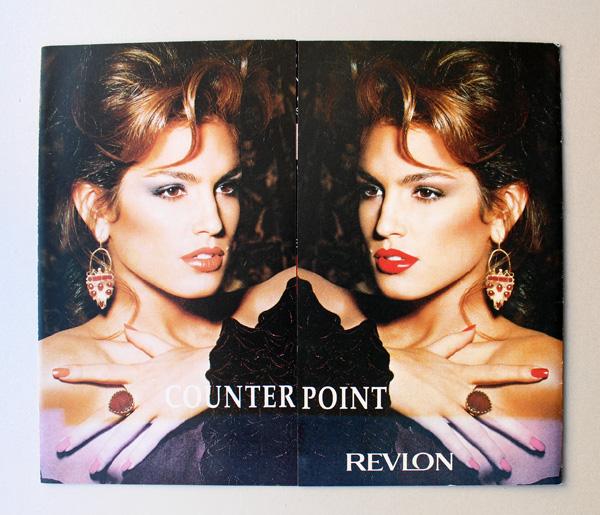 Revlon Counterpoint postcard