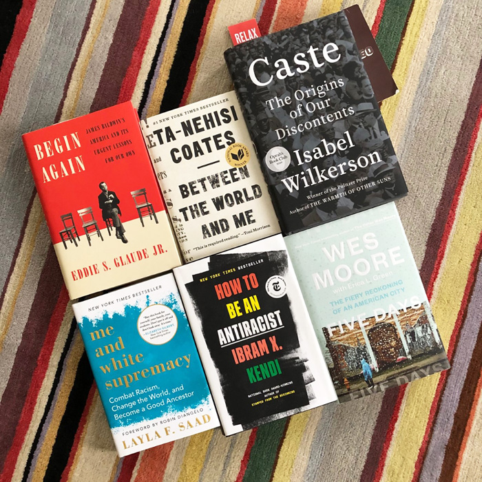 Anti-racism-books