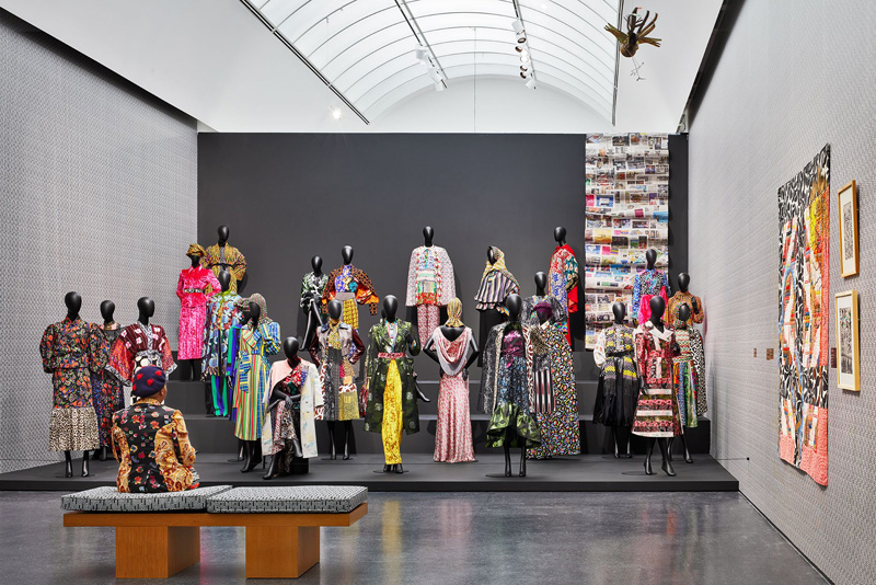 Duro Olowu: Seeing Chicago, 2020