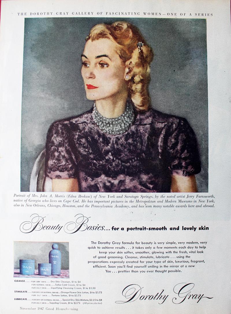 Advertising The Makeup Museum