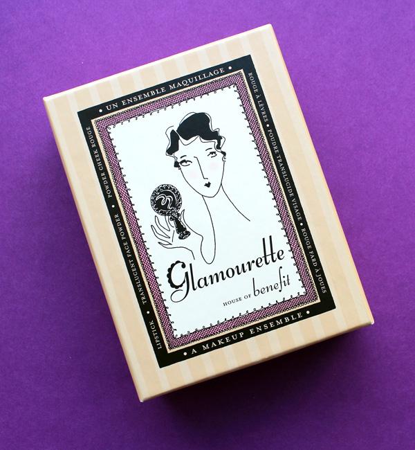 Benefit Glamourette box
