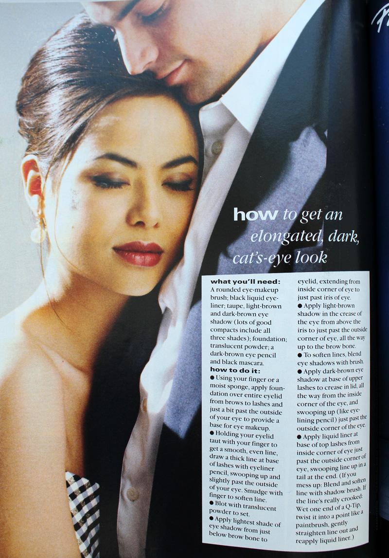 YM Magazine prom edition 1992