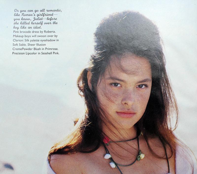 Sassy Magazine, March 1992