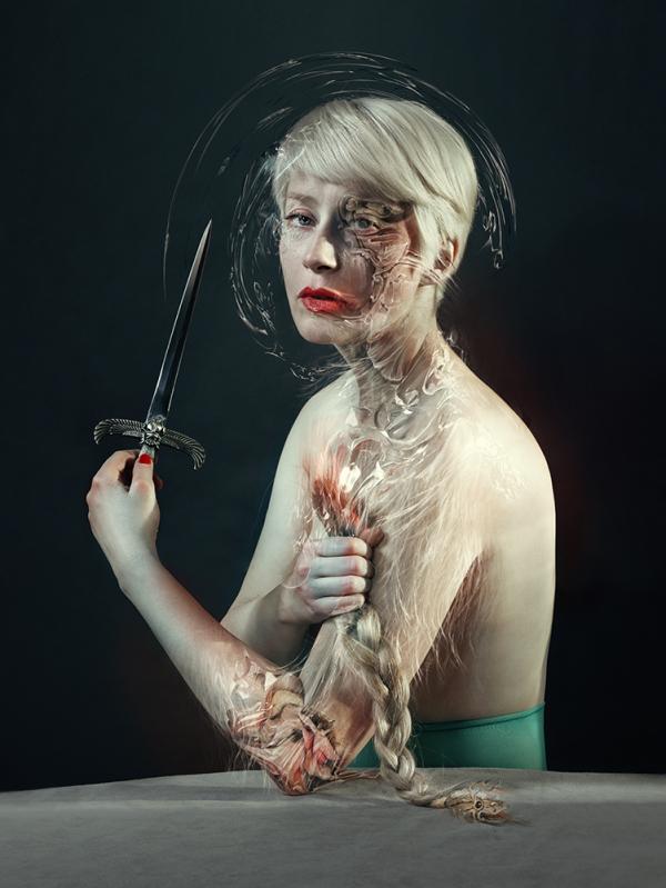 Jon Jacobsen - image from Fine Art Portrait series