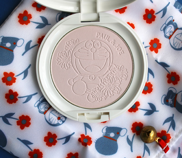 Paul & Joe Doraemon face powder