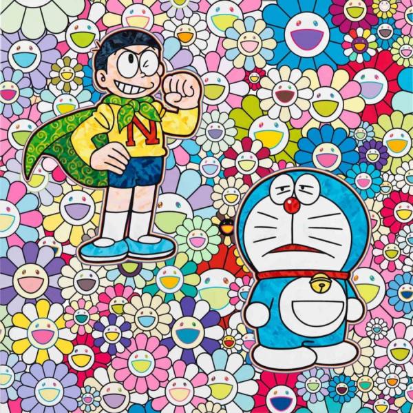 Murakami Doraemon