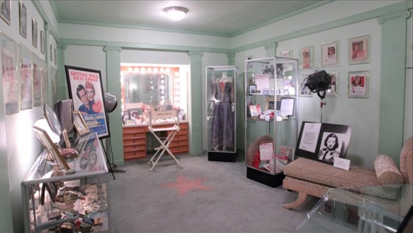Max Factor makeup room at the Hollywood Museum