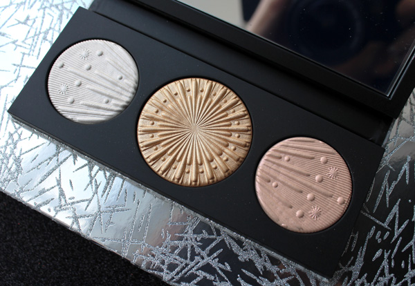 MAC Frosted Fireworks highlighting palette