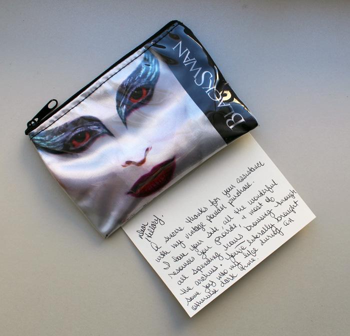 Black Swan makeup kit