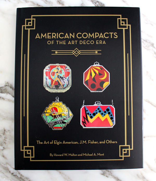 American Compacts of the Art Deco Era