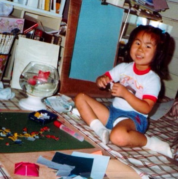 Lady Aiko at age 5