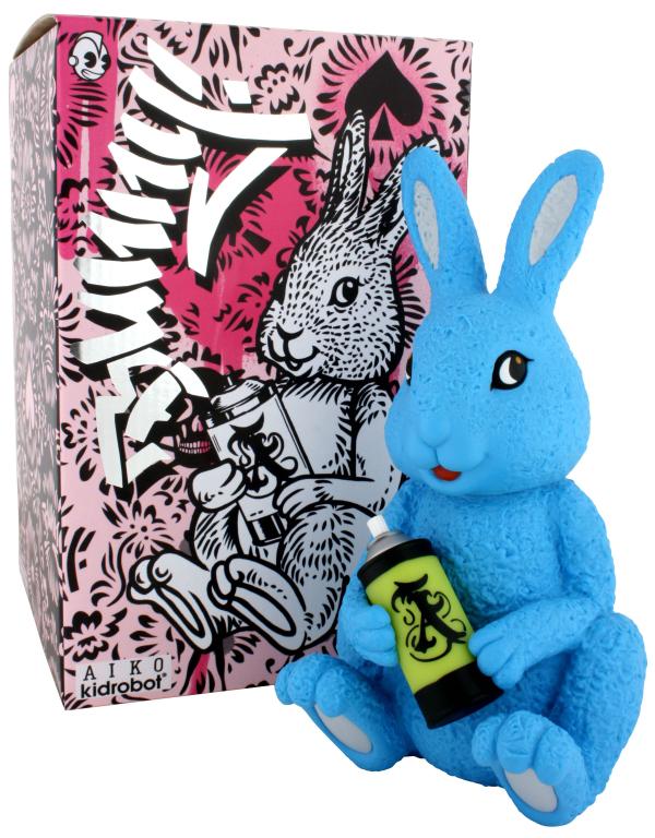 """Aiko Bunny"", Lady Aiko and Kidrobot, 2008"