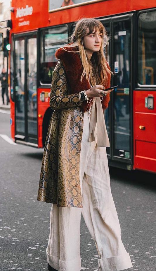 Harris Reed in London