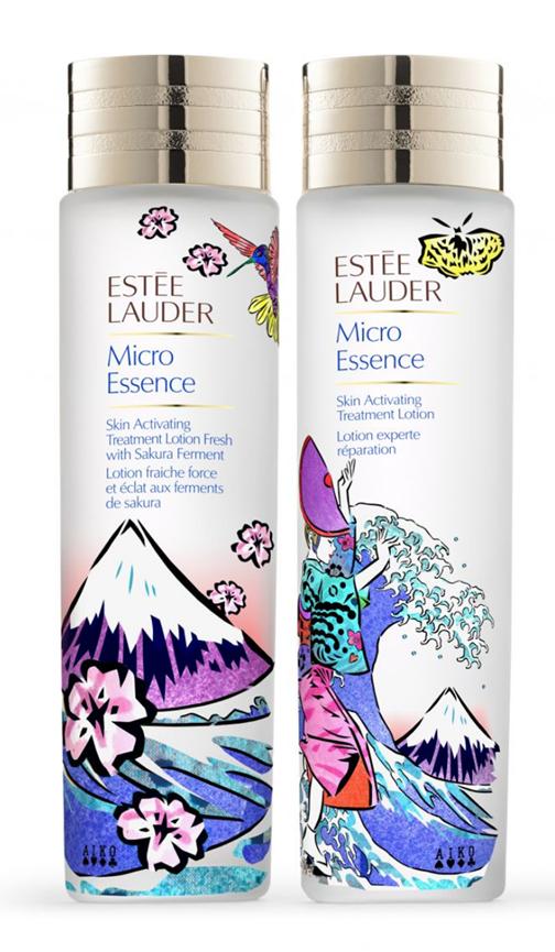 Estée Lauder x Lady Aiko, spring 2020