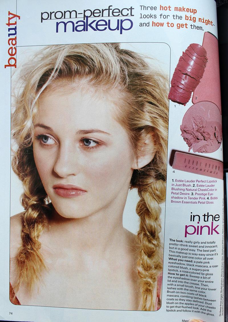 Seventeen Magazine, March 1997