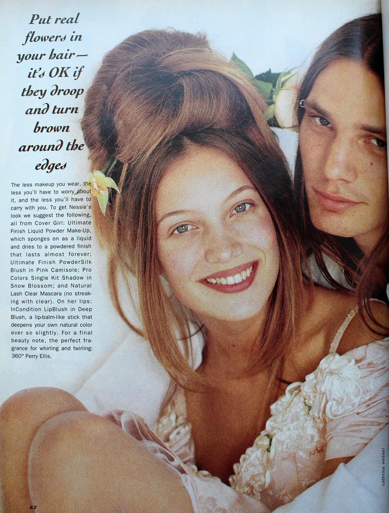 Sassy Magazine, March 1994