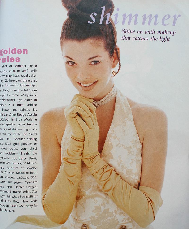 Seventeen Magazine, March 1994