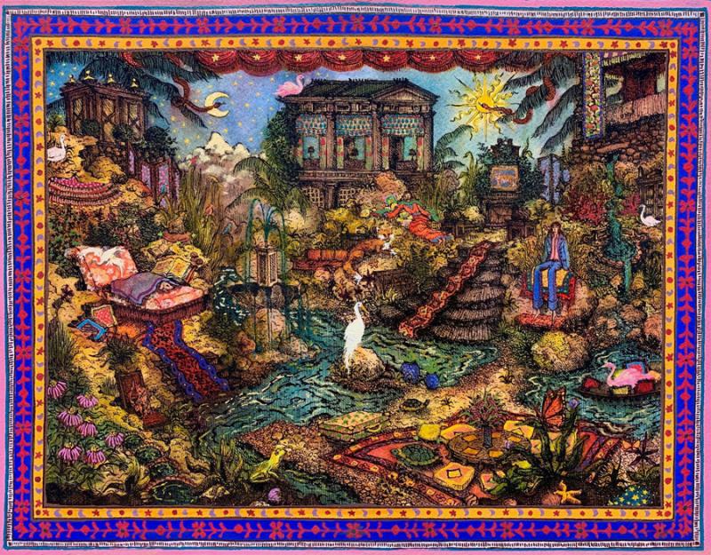 Lukas Palumbo, The Sleeping Garden