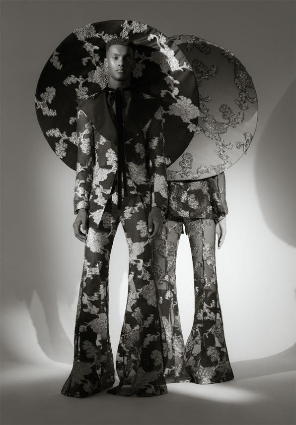 Harris Reed designs, 2019